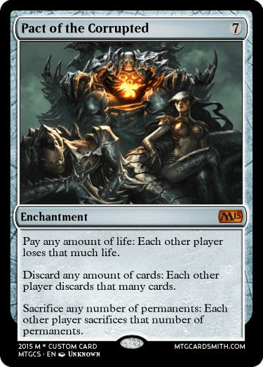 Grave Pact   Magic: The Gathering Wiki   Fandom powered by Wikia