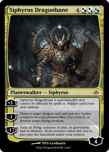 siphyrus dragonbane by chace