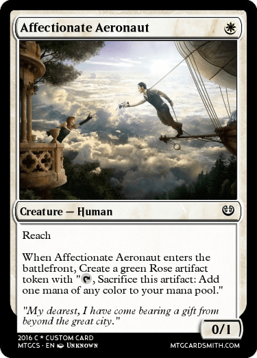 Affectionate Aeronaut