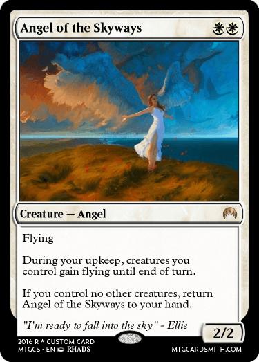 Angel of the Skyways