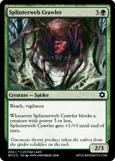 Splinterweb Crawler