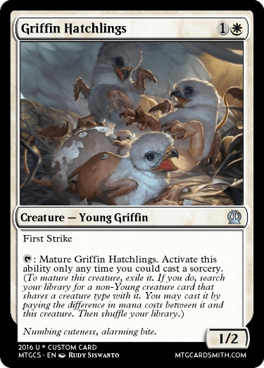 Griffin Hatchlings