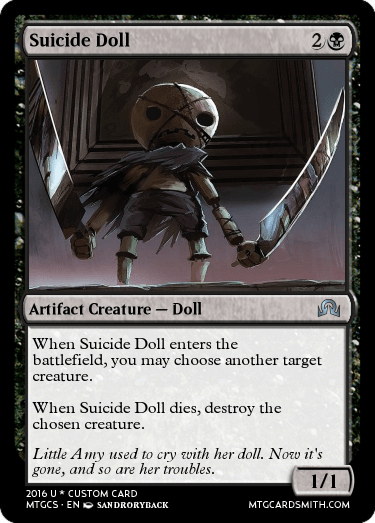 Suicide Doll