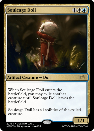 Soulcage Doll