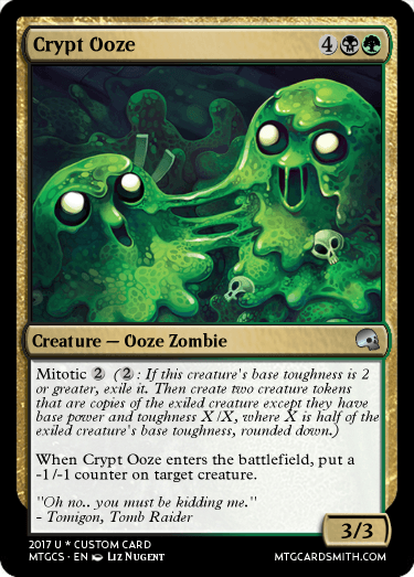 Crypt Ooze