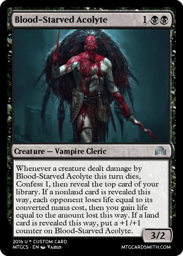 Blood-Starved Acolyte