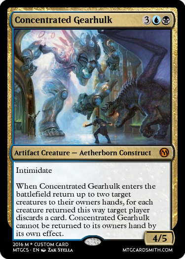 Concentrated Gearhulk
