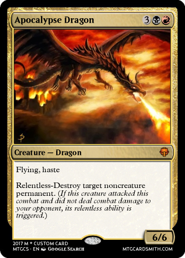 Apocalypse Dragon
