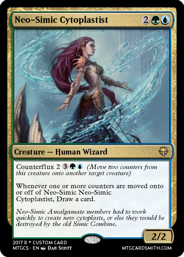 Neo-Simic Cytoplastist