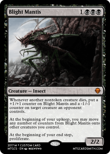 Blight Mantis