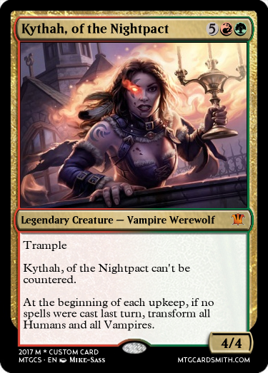 Kythah, of the Nightpact