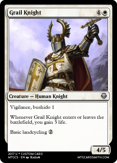 Grail Knight By Roxolid