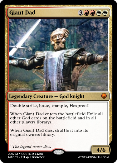 Giant Dad