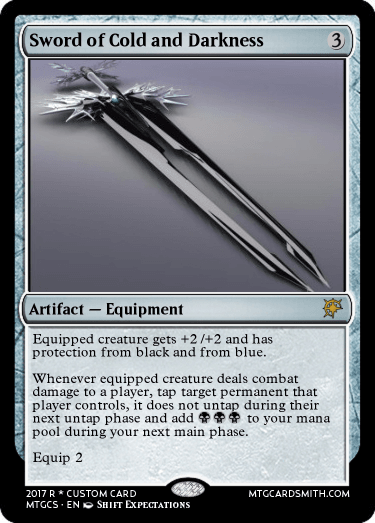 Sword of Cold and Darkness