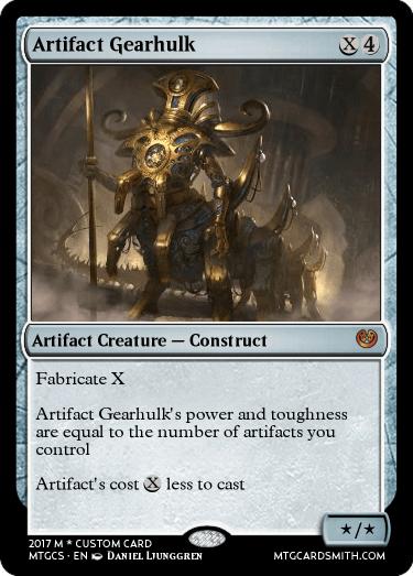 artifact gearhulk by nightmare666