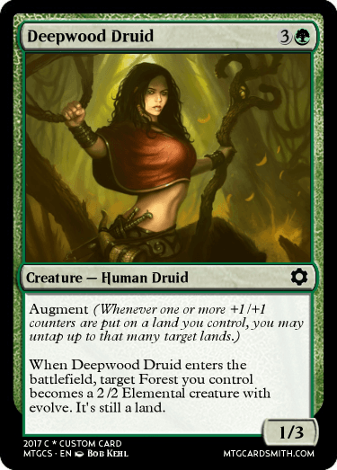 Deepwood Druid