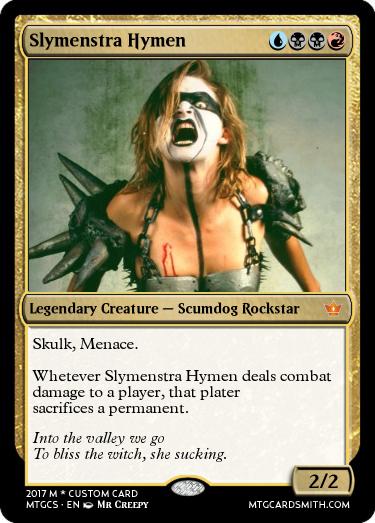 Slymenstra Hymen