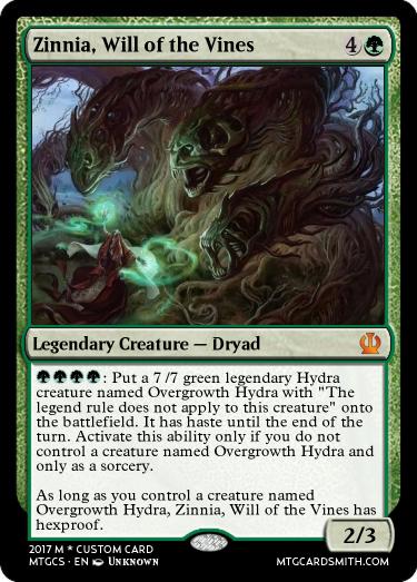 hydra legendary mtg