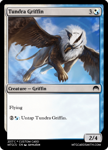 Tundra Griffin