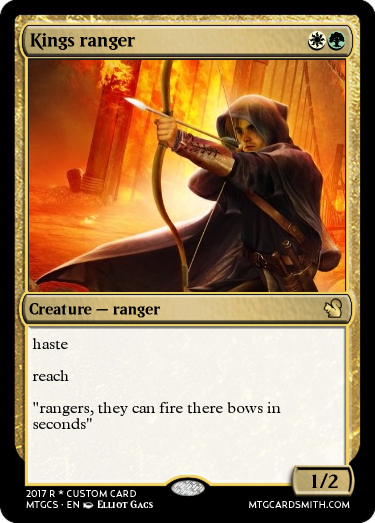 Kings ranger