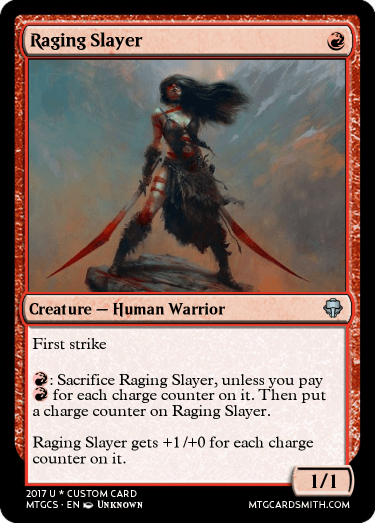 Raging Slayer