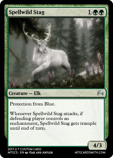 Spellwild Stag