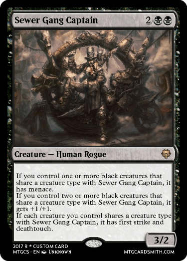 Sewer Gang Captain