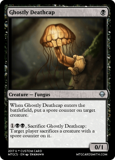 Ghostly Deathcap