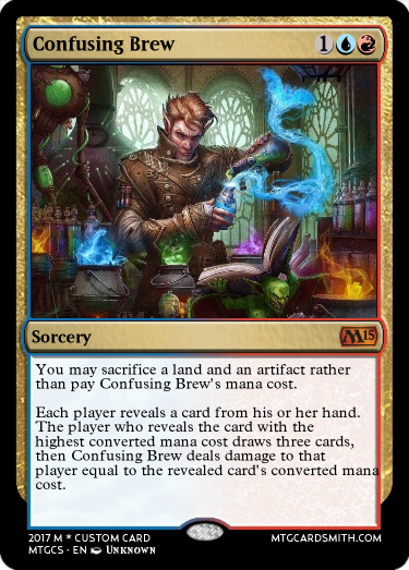 Confusing Brew