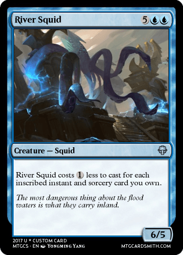River Squid