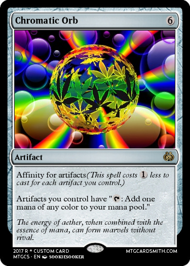 Top Five Chromatic Orb - Circus
