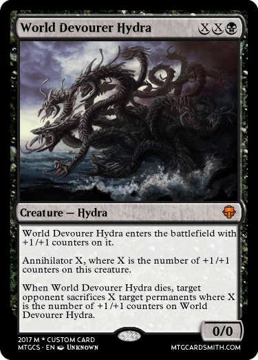 World Devourer Hydra