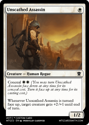 Unscathed Assassin
