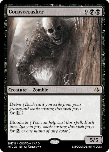 Corpsecrasher