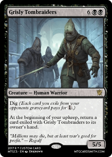 Grisly Tombraiders