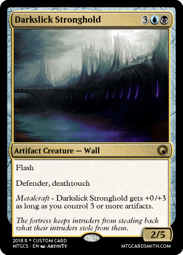 Darkslick Stronghold
