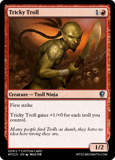 tricky troll games