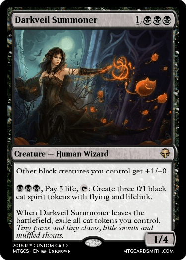 Darkveil Summoner