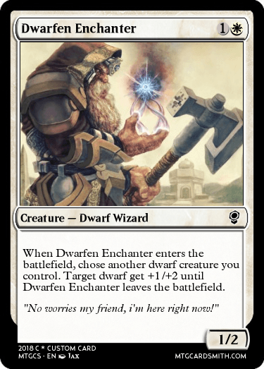 Dwarfen Enchanter