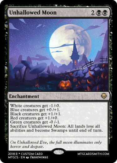 Unhallowed Moon