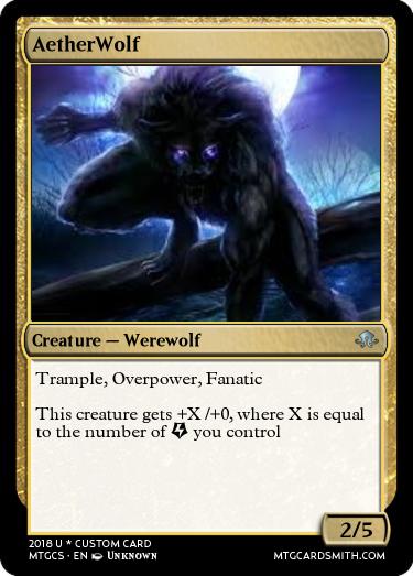 AetherWolf