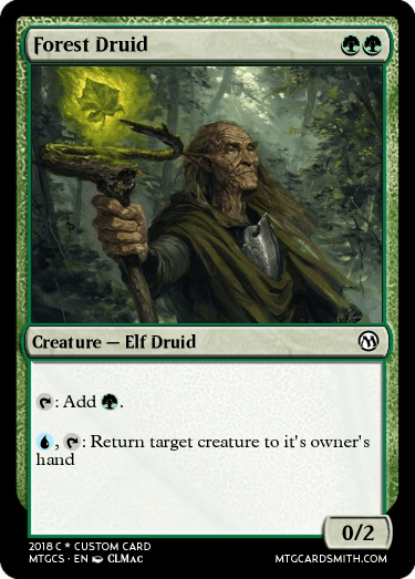 Forest Druid