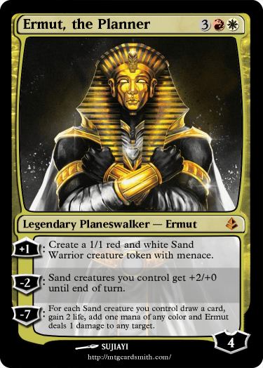 Ermut, the Planner