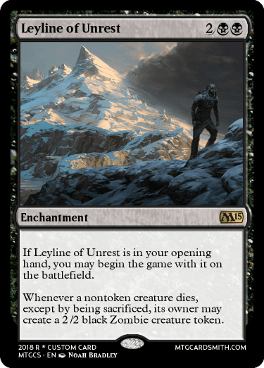 Leyline of Unrest