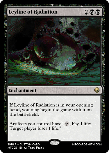 Leyline of Radiation