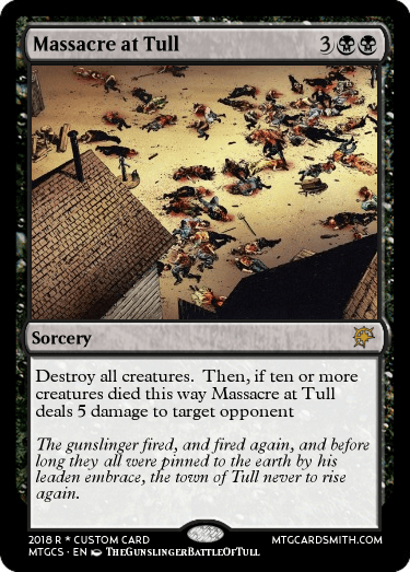 Massacre at Tull