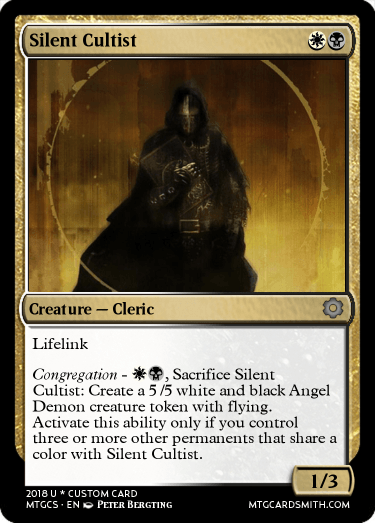 Silent Cultist