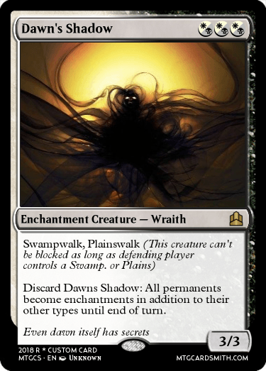 Dawn's Shadow