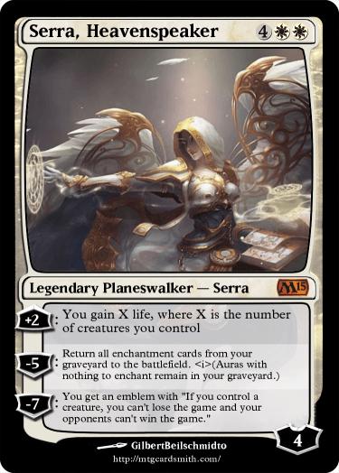 Serra, Heavenspeaker