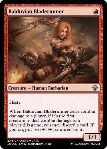 Balduvian Bladerunner